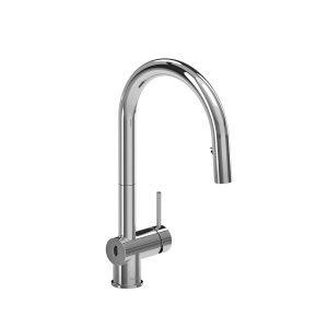 Riobel AZ211C Azure Touchless Kitchen Faucet In Chrome