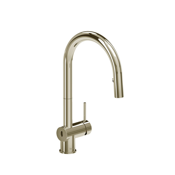 Riobel AZ211SS Azure Touchless Kitchen Faucet In Polished Nickel