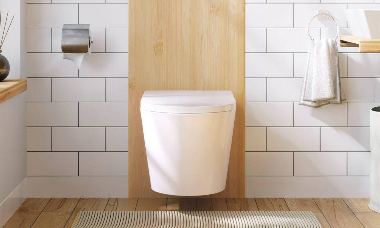 Icera C-5530.01 Vista Wall Hung Toilet