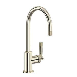 ROHL MB7960LMPN Graceline Kitchen Faucet Polished Nickel