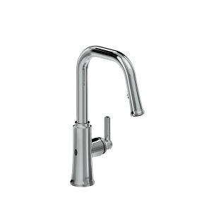 Riobel TTSQ111C Trattoria Touchless Kitchen Faucet Chrome