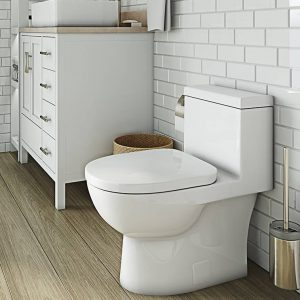 Icera C-2620.01 Vista II One-Piece Toilet