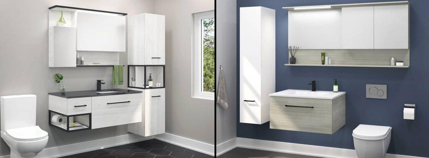 Vanico Fuzion Bathroom Vanity